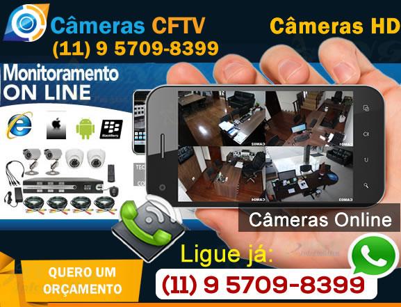 Manutenção E Instalação De Cameras De Segurança Em Sp